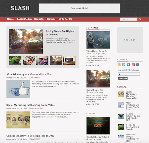 slash-blogger-template