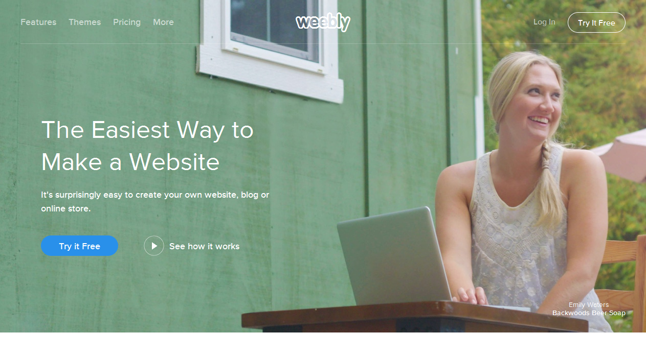 Weebly Website Builder- Create a Free Website, Store or Blog - falconhive