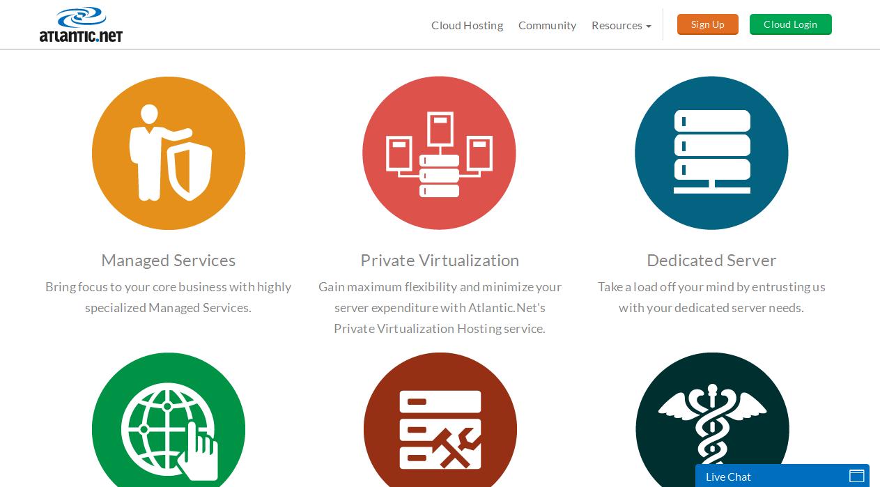 altlantic.net hosting