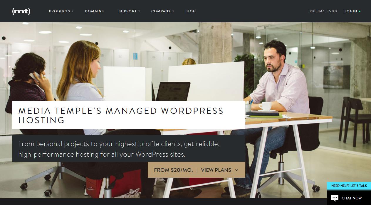 mediatemple hosting