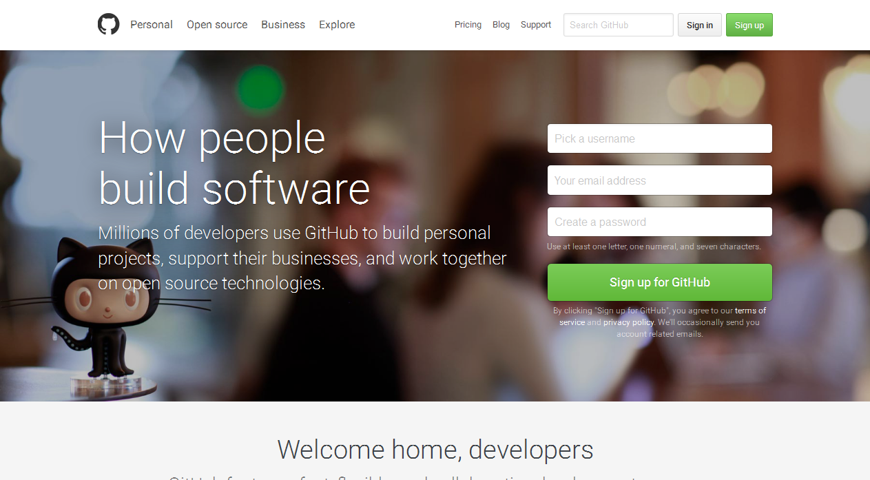 How people build software · GitHub