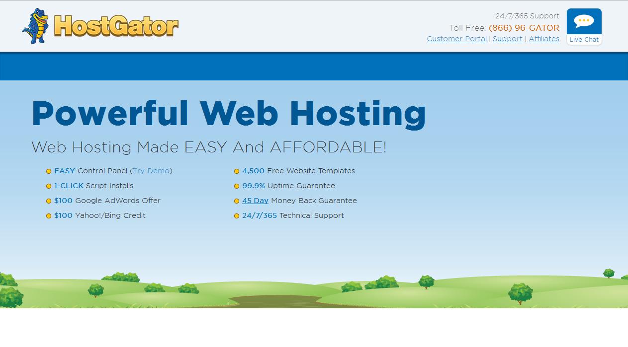Website Hosting Services, VPS Hosting & Dedicated Servers - HostGator 2016-04-07 14-46-28