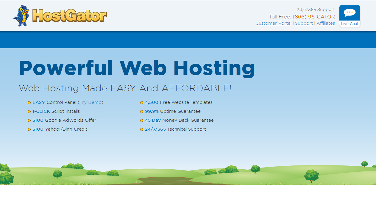 Website Hosting Services, VPS Hosting & Dedicated Servers - HostGator 2016-04-07 14-46-28